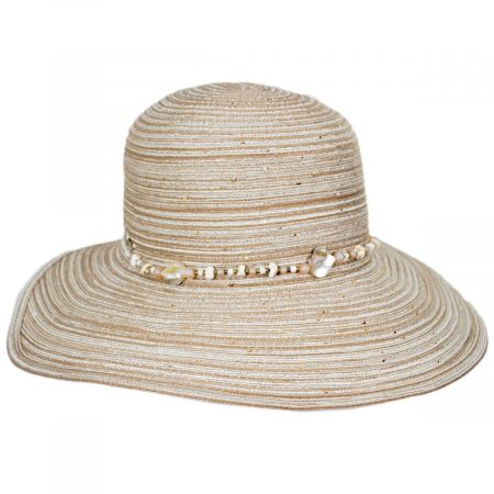 Scallop Braid Facesaver Hat alternate view 5