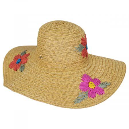 Cappelli Straworld Valapa Toyo Straw Swinger Hat