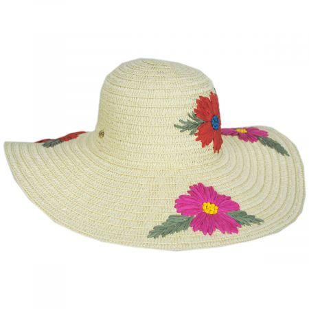 Valapa Toyo Straw Swinger Hat