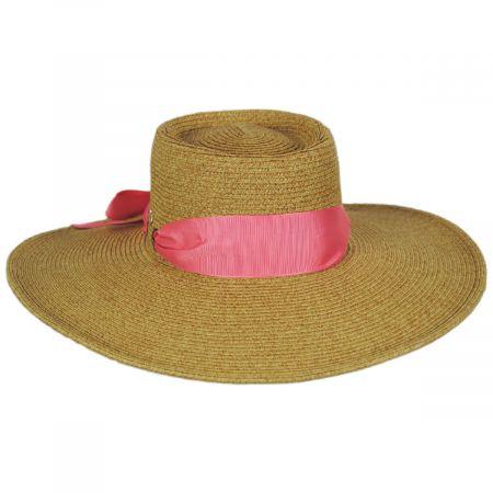 Dorothy Toyo Straw Blend Planter Hat