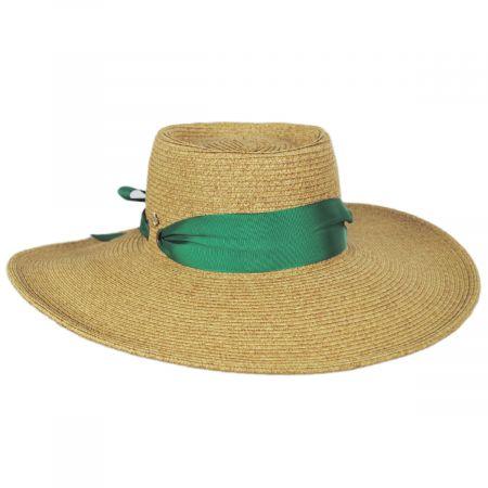 Cappelli Straworld Dorothy Toyo Straw Blend Planter Hat