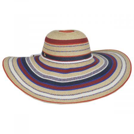 Cappelli Straworld July Toyo Straw Blend Swinger Sun Hat