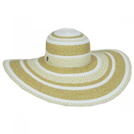 Camila Toyo Straw Blend Swinger Sun Hat alternate view 5