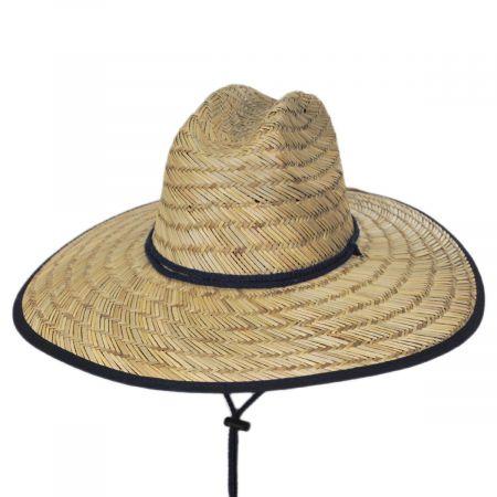 Pipa Rush Straw Lifeguard Hat