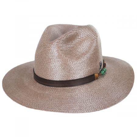 Carlos Santana Reflection Fedora Hat