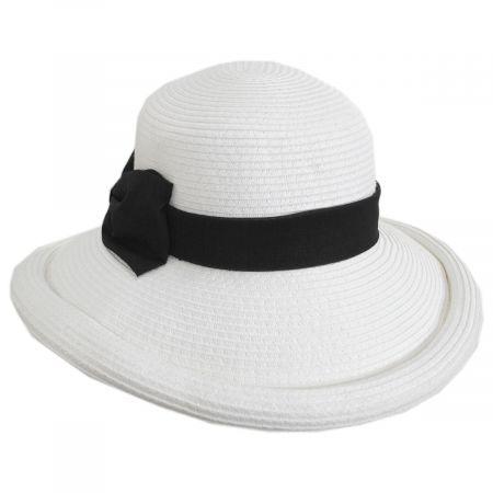 Callanan Hats Kamila Toyo Straw Lampshade Sun Hat