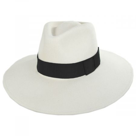 Joanna II Wool Felt Fedora Hat alternate view 7