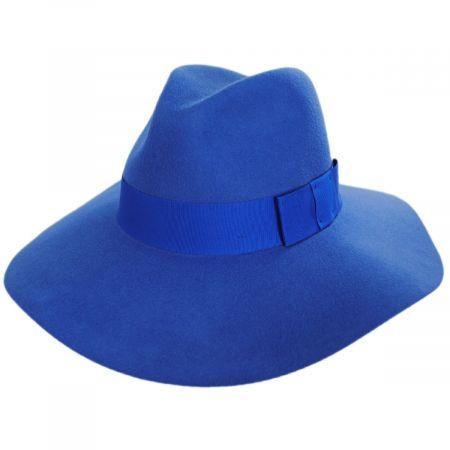 Piper Wool Felt Floppy Fedora Hat alternate view 13