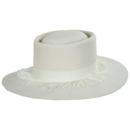 Phoenix Wool Felt Gambler Hat