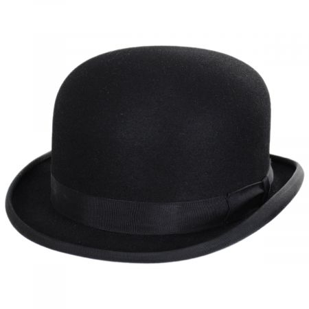Christy Fur Felt Bowler Hat