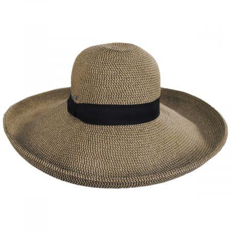 San Diego Hat Company Ultrabraid Toyo Straw Sun Hat