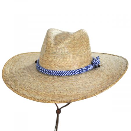 Tripilla Straw Lifeguard Hat