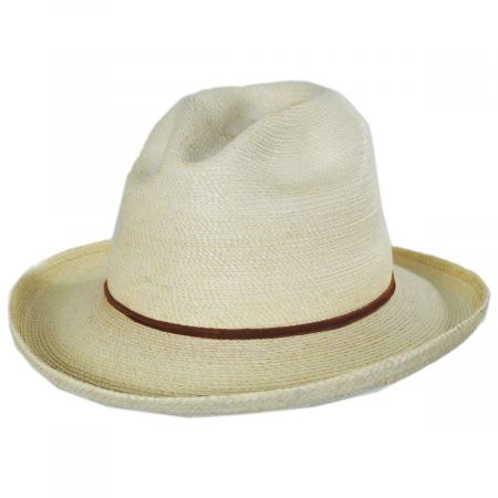 SunBody Hats RB's Guatemalan Palm Leaf Straw Hat