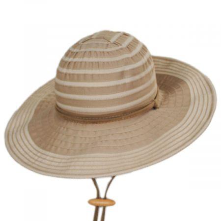 Ribbon Floppy Chincord Sun Hat alternate view 11