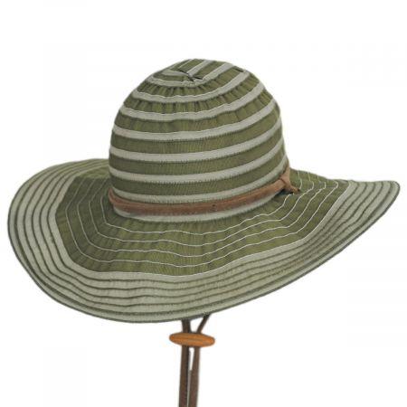Ribbon Floppy Chincord Sun Hat alternate view 6