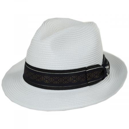 Stacy Adams Bronx Fedora Hat