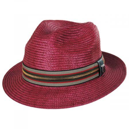 Stacy Adams Piedmont Fedora Hat