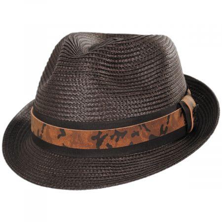 Stacy Adams Lathrop Fedora Hat