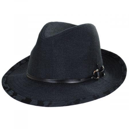 Stacy Adams Oakdale Fedora Hat