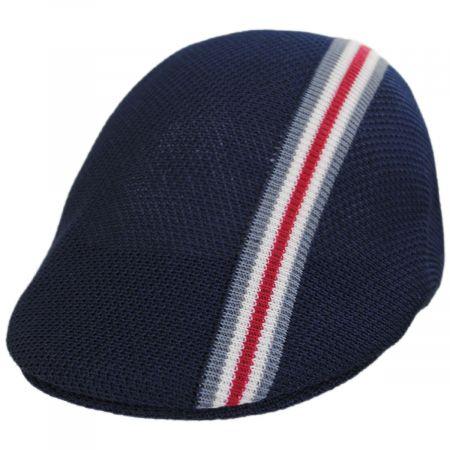 Stacy Adams Corktown Side Stripe Knit Ivy Cap