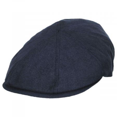 Booth Cotton Blend Newsboy Cap