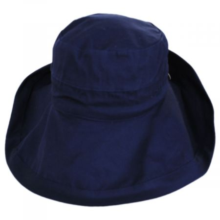 Panama Jack Pineapple Cotton Sun Hat