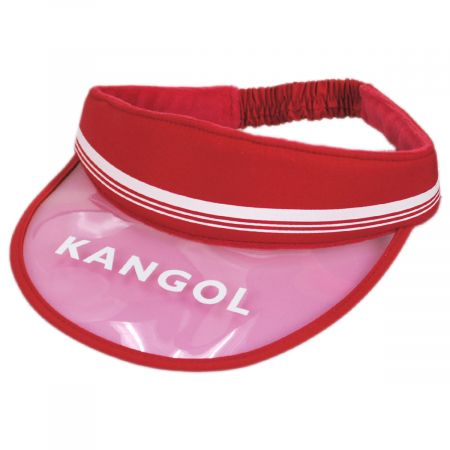 Kangol Retro Cotton Blend Visor