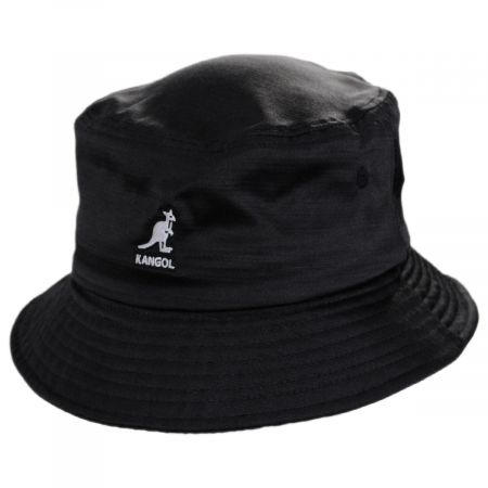 Liquid Mercury Cotton Bucket Hat