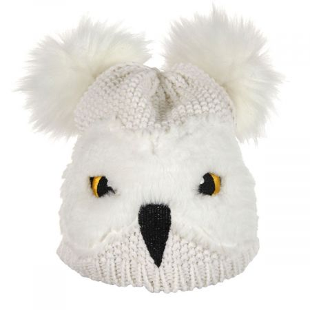 Harry Potter Hedwig Knit Beanie