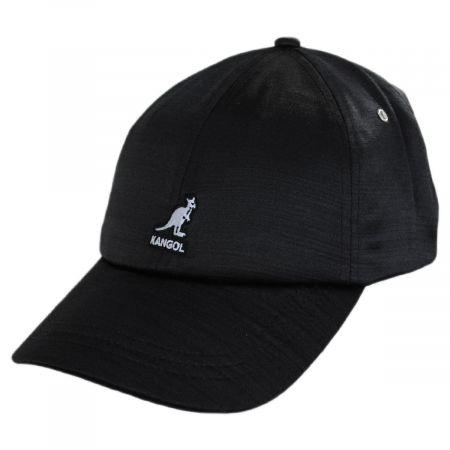 Liquid Mercury Strapback Baseball Cap