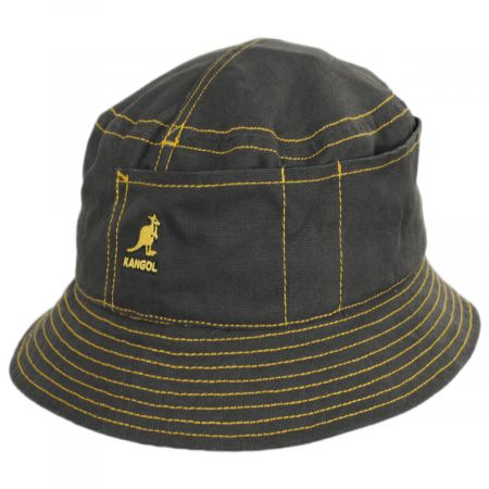 Kangol Workwear Cotton Bucket Hat