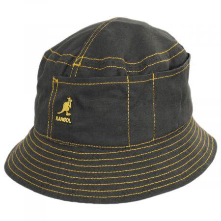 Workwear Cotton Bucket Hat alternate view 5