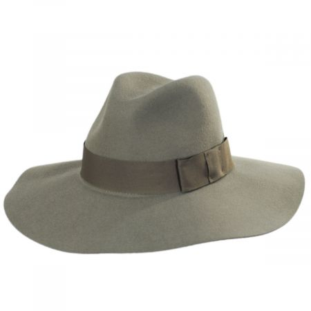 Piper Wool Felt Floppy Fedora Hat alternate view 17