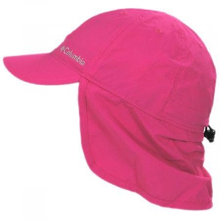 Columbia Sportswear Kids' Cachalot Omni-Shade Baseball Cap