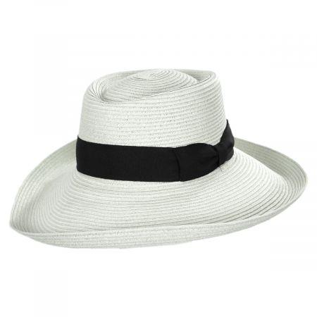 Physician Endorsed Santa Cruz Toyo Straw Planter Hat