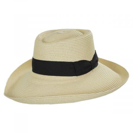 Santa Cruz Toyo Straw Planter Hat