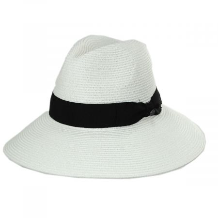 Granada Toyo Straw Fedora Hat alternate view 6