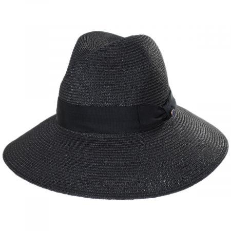 Granada Toyo Straw Fedora Hat