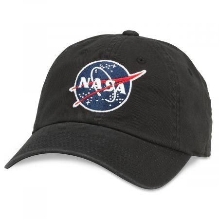 NASA Ballpark Strapback Baseball Cap Dad Hat