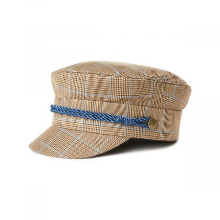 Brixton Hats Albany Plaid Fisherman Cap