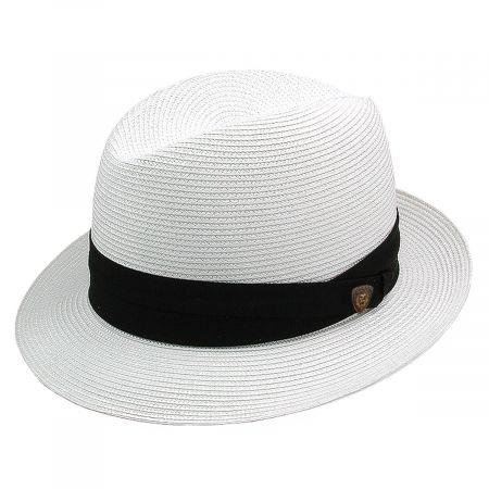 Dobbs Parker Florentine Milan Fedora Hat
