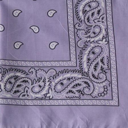 Printed Cotton Bandana alternate view 8
