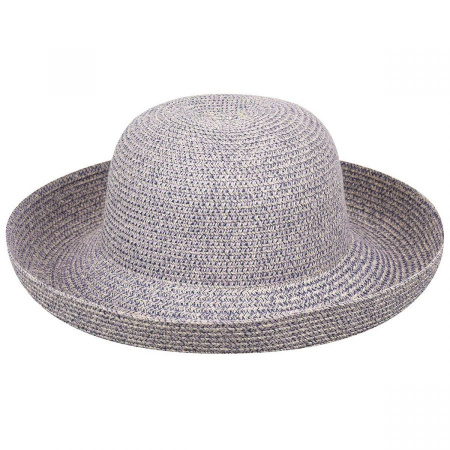 Classic Toyo Straw Roll Up Sun Hat alternate view 8