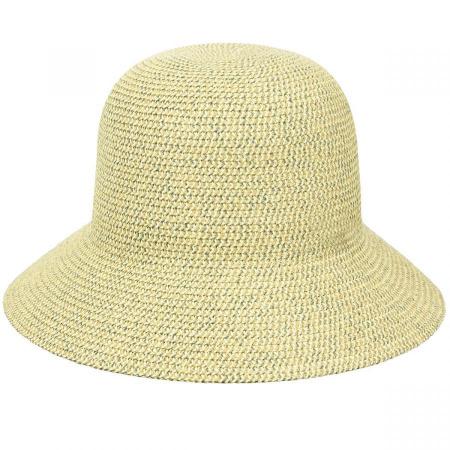 Gossamer Toyo Straw Blend Cloche Hat alternate view 7