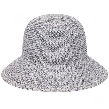 Gossamer Toyo Straw Blend Cloche Hat alternate view 9