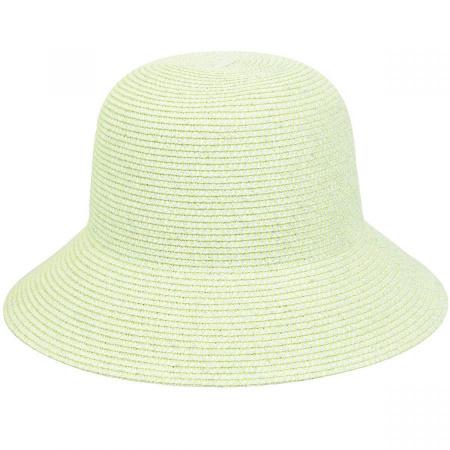 Gossamer Toyo Straw Blend Cloche Hat alternate view 11