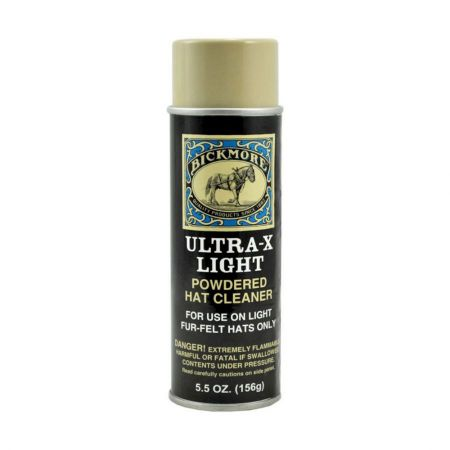 Bickmore Ultra-X Light Felt Hat Cleaner Spray
