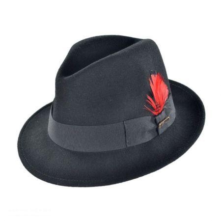 Bigalli Milano Fedora Hat