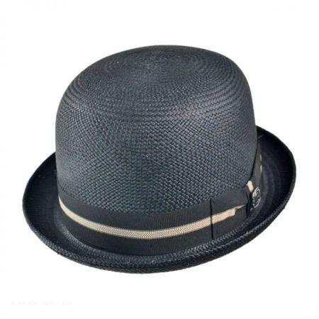 Bigalli Panama Stingy Brim Derby Hat