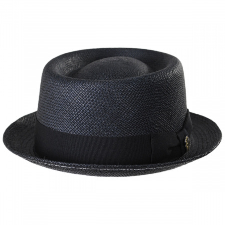 Grade 3 Panama Straw Pork Pie Hat alternate view 11